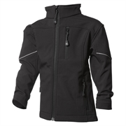 "Softshell jakke junior ""demo"""